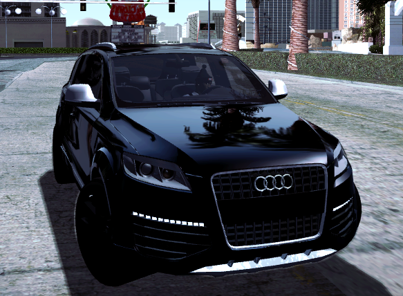 Screenshot Audi Q7