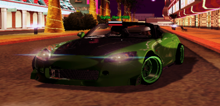 Screenshot Honda S2000